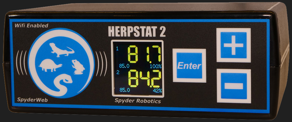 Herpstat 2 SpyderWeb (Out of stock. ETA: End of May)